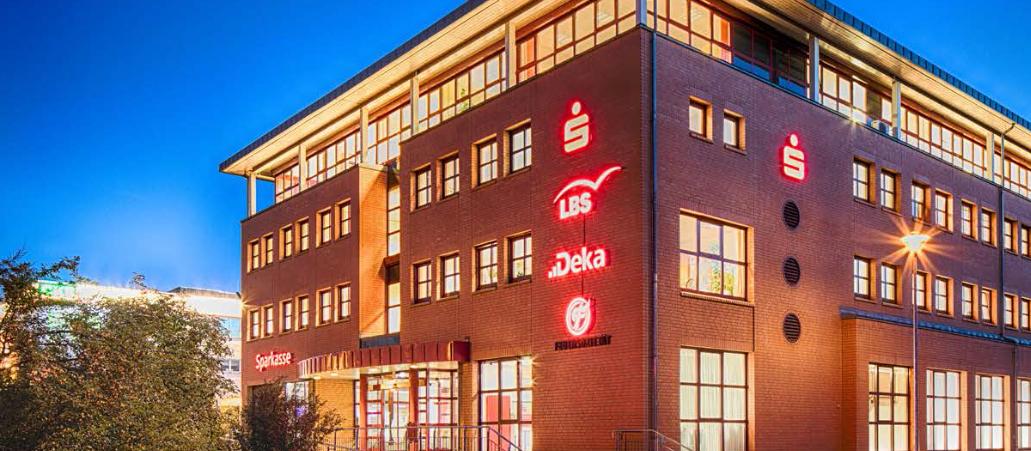 Stadtsparkasse Schwedt | Hauptgeschäftsstelle
